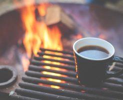 キャンプコーヒー
