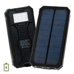 Levin 15,000mAh ソーラー 充電器