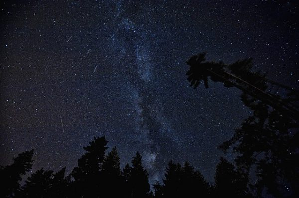 ペルセウス流星群